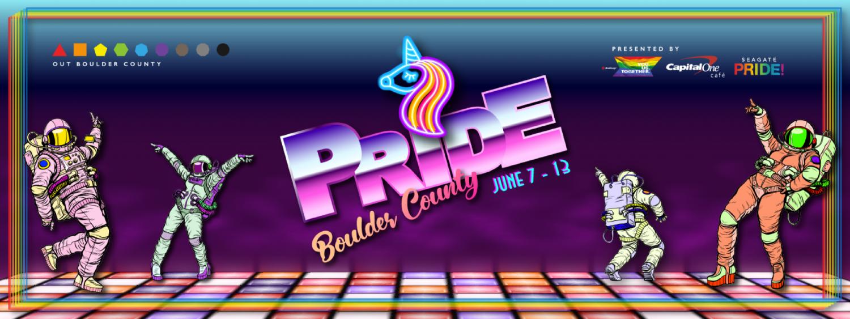 Boulder County Pride, June 7 - 13!