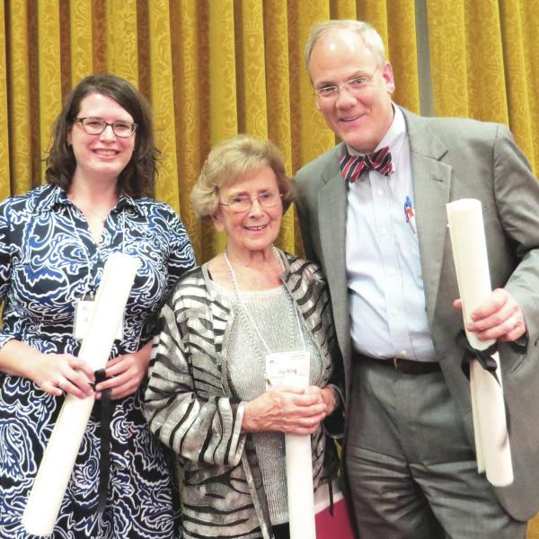 Sommer, King, McFarlane awarded CAMWS Ovationes