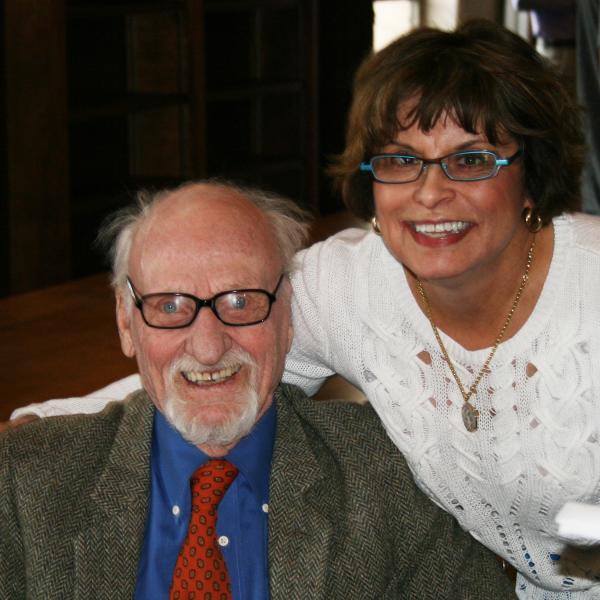 Ernie Fredricksmeyer and Celia Fountain