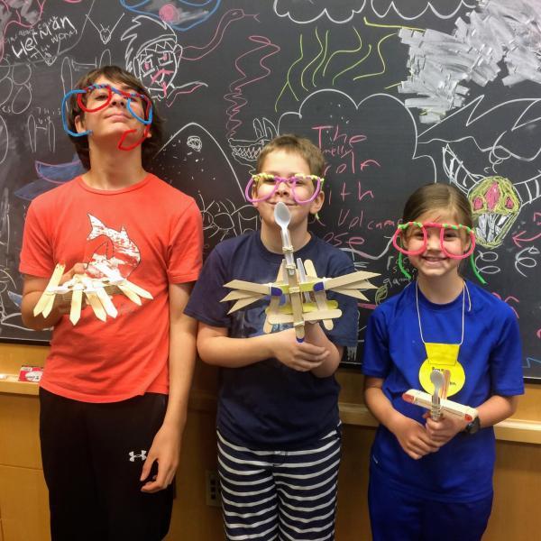 Kids at Latin Summer Enrichment Program