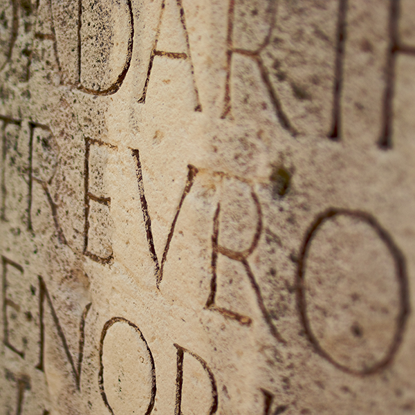 latin inscriptions