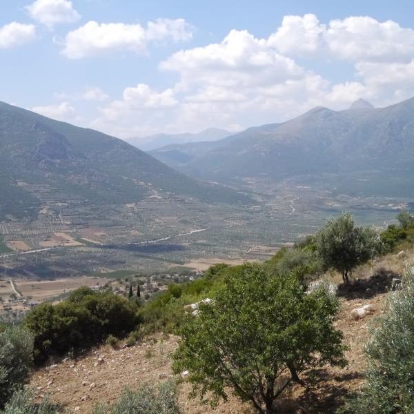 Western Argolid region in Greece