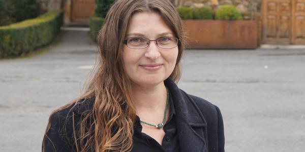 Portrait of Sarah A James