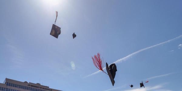 Caps in the Air