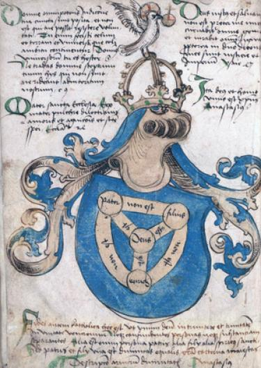 An old classical manuscript