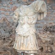 Roman Emperor Augustus from Narona, Croatia
