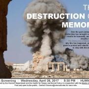 destruction of memory film poster