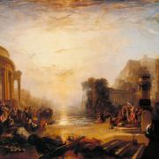 Joseph Mallord William Turner (1775-1851), The Decline of the Carthaginian Empire, Photo © Tate, Gallery, London