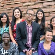 Photo of several students who are McNair Scholars
