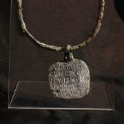 ancient Roman slavery collar