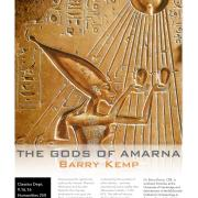 THE GODS OF AMARNA flyer