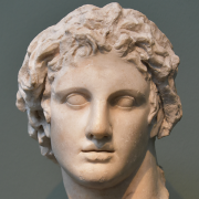 bust of alexander the great, Richard Mortel from Riyadh, Saudi Arabia, CC BY 2.0 <https://creativecommons.org/licenses/by/2.0>, via Wikimedia Commons