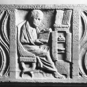 carving of a greek physician at work, Metropolitan Museum of Art, CC0, via Wikimedia Commons