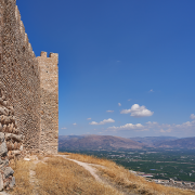 castle of argos in the argolid, George E. Koronaios, CC0, via Wikimedia Commons