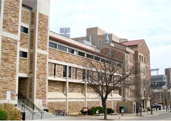 Muenzinger building