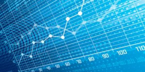 Data visual graphic