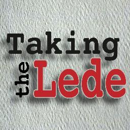 Taking the Lede Logo