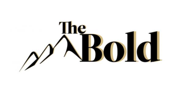 The Bold logo