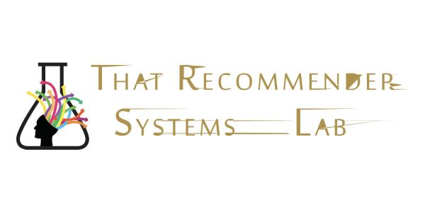 That Recommender Systems Lab logo