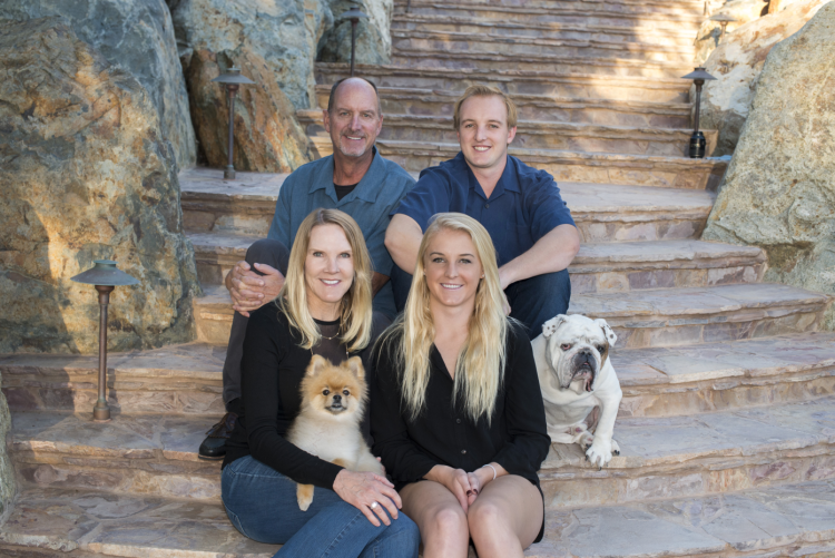The Scripps family