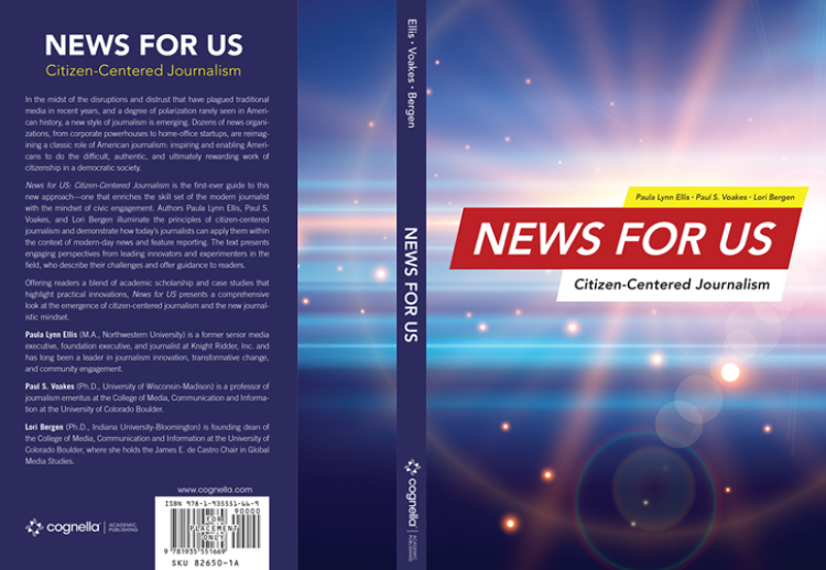 """""""News for Us"""" cover"""
