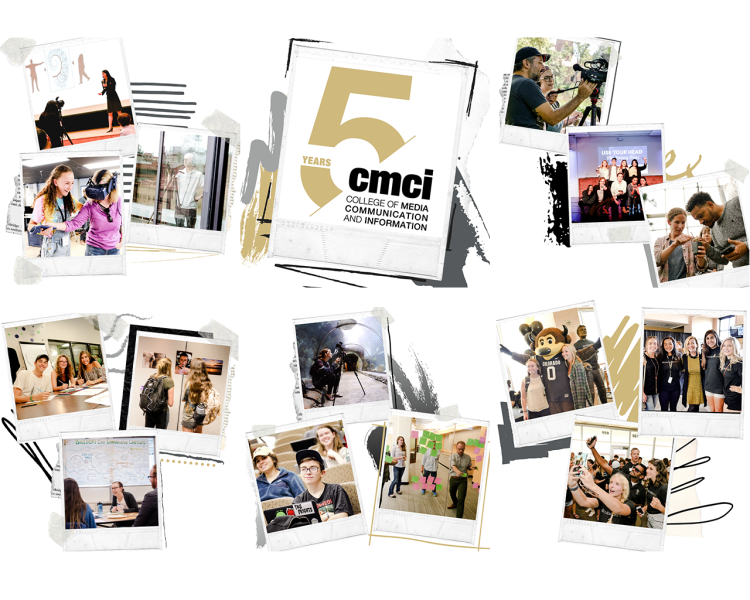 5 Years of CMCI, a collage