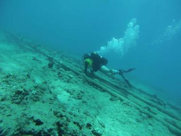 Vaughn scuba diving 2