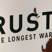 Rust: The Longest War Cover