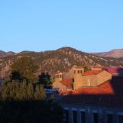 CU at dawn.