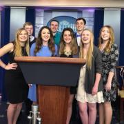 COMM Internship Spotlight: Lindsey Nichols