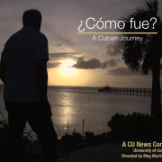 ¿Cómo Fue? A Cuban Journey poster