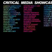 DCMP 2021 Showcase student name list