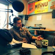 Nathan at KGNU