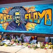 Banner image: A mural at a memorial site for George Floyd. Photo by munshots on Unsplash.