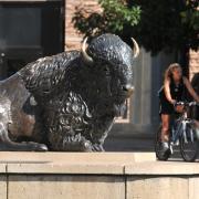 Ralphie statue