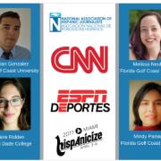 CMCI students and staff participate in Hispanicize 2017