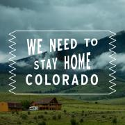 #StayHomeColorado