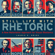 The cover of Still Life with Rhetoric