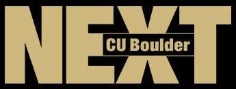 CU Boulder NEXT