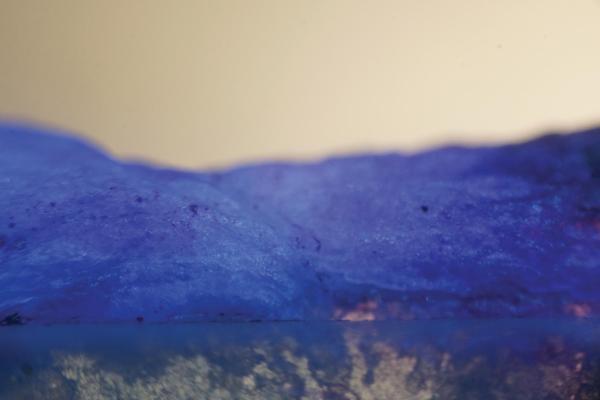 """""""Blue Landscape"""" by Pat Clark"""