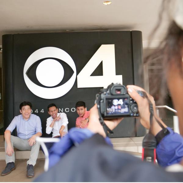 Students at CBS Denver.