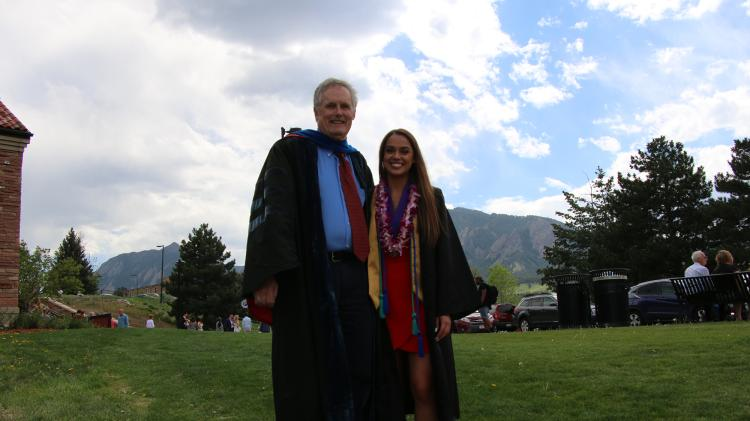 Steve with Tessa
