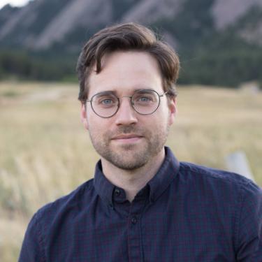 Assistant Professor Nathan Schneider