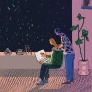 Illustration by Josh Cochran for the Coloradan