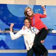 Cheryl with Lauren