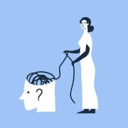 Untangling illustration