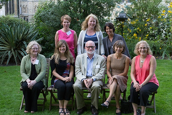 ISMRC Board Members