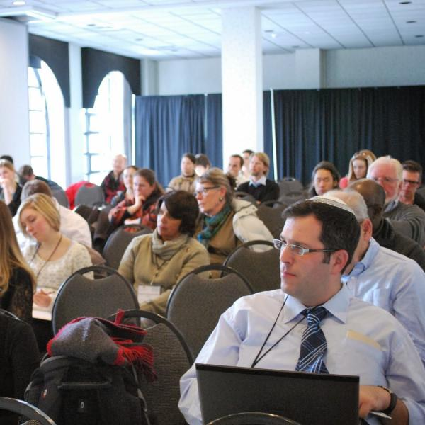 Participants in the Global View conference