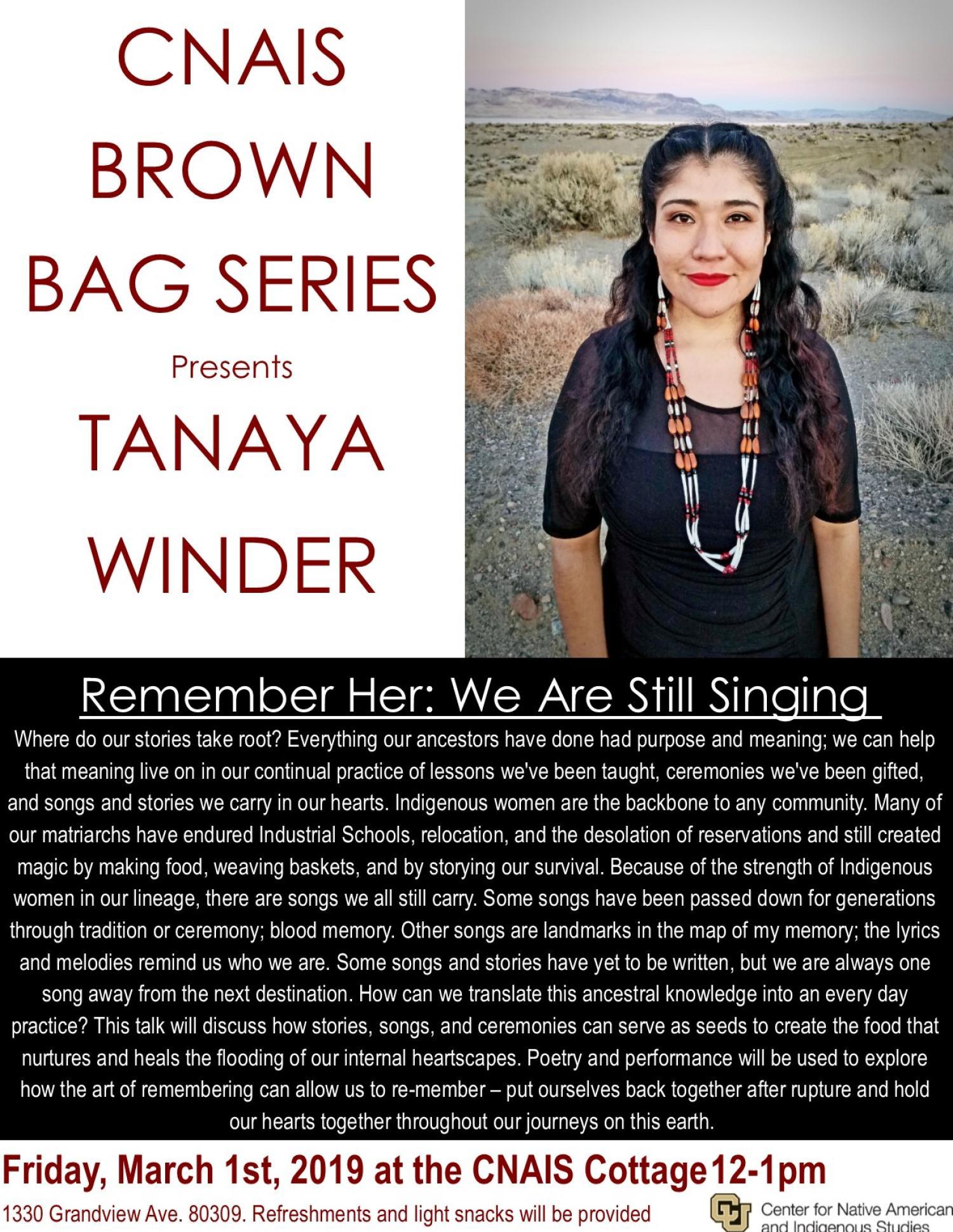 Tanaya Winder