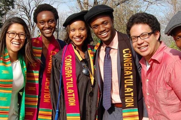 Black alumni CAAS